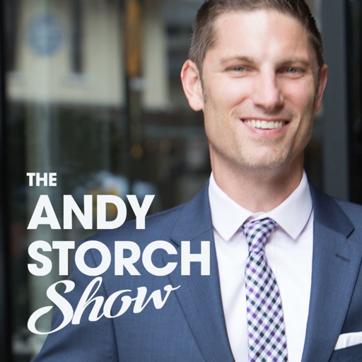 Cover image of The Andy Storch Show | Starve Your Fears, Follow Your Dreams, Achieve Your True Potential - Conversations about Personal Deve