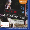 Jay Asher - 13 Reasons Why artwork