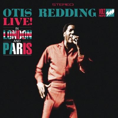 Live In London and Paris - Otis Redding