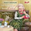Renate Bergmann - Ich habe gar keine Enkel: Die Online-Omi räumt auf Grafik