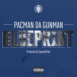 Blueprint single de pacman da gunman en apple music blueprint single malvernweather Image collections