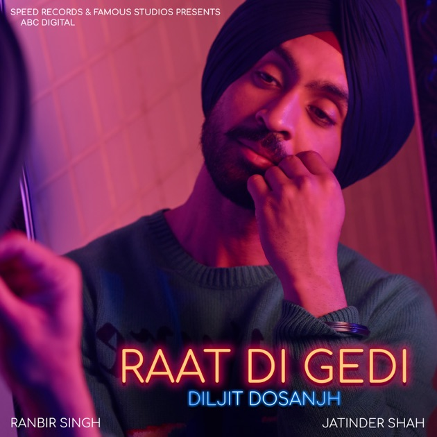 No Need Mp3 Song Djpunjab: Raat Di Gedi (with Jatinder Shah)