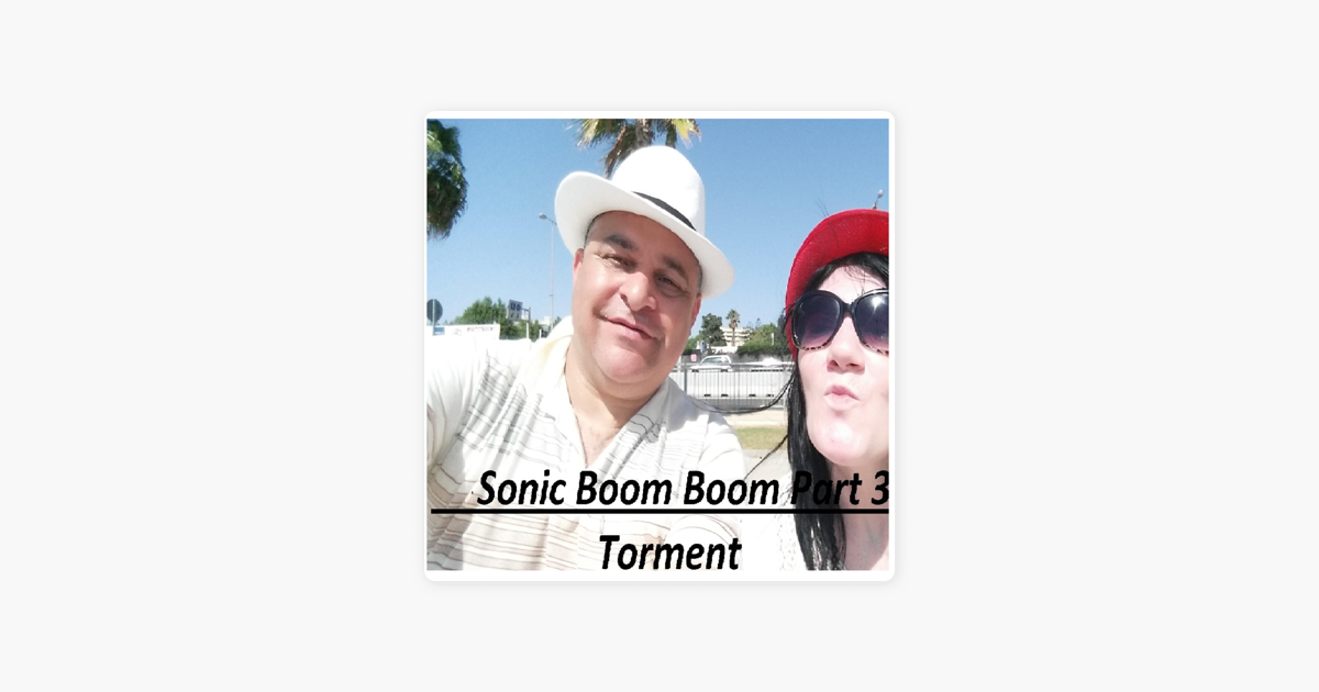‎Sonic Boom Boom, Pt  3: Torment (feat  Sony) - Single by Raymondo Duberee