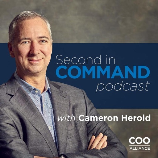 Cover image of Second in Command: The Chief Behind the Chief