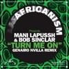 Turn Me On (Africanism Presents) [Genairo Nvilla Remix] - Single, Mani Lapussh & Bob Sinclar
