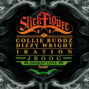 Stick Figure - Smokin' Love (Remix) [feat. Collie Buddz, Dizzy Wright, Iration & J Boog]