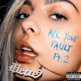 Image result for all your fault pt 2 album cover