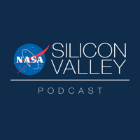 Podcast cover art for NASA in Silicon Valley