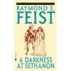 Raymond E. Feist - A Darkness at Sethanon: Riftwar Cycle: The Riftwar Saga, Book 4 (Unabridged)  artwork