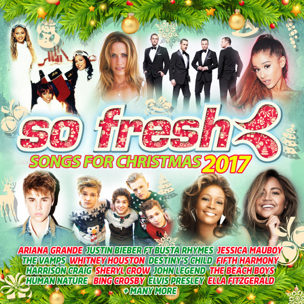 so fresh songs for christmas 2017 by various artists on itunes - Beach Boys Christmas Songs