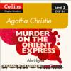 Agatha Christie - Murder on the Orient Express (Abridged) artwork