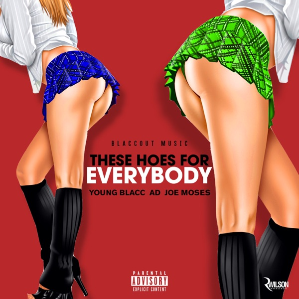 These Hoes for Everybody (feat. AD & Joe Moses) - Single