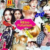 Retro Future - Triple H Cover Art