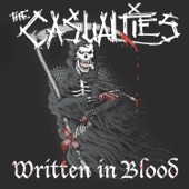The Casualties - Written in Blood