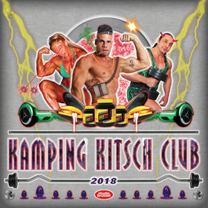Various Artists - Kamping Kitsch Club 2018