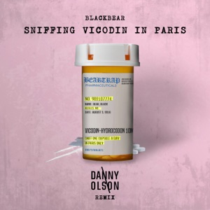 Sniffing Vicodin In Paris (Danny Olson Remix) [feat. Danny Olson] - Single Mp3 Download