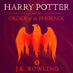 Harry Potter and the Order of the Phoenix - J.K. Rowling audiobook, mp3