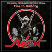 Screaming Murder Death from Above: Live in Aalborg - Raven Cover Art