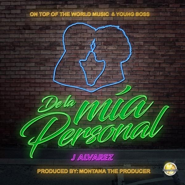 Cover art for De La Mia Personal