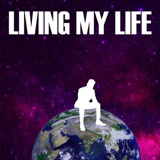 b8ab6057fb39 Album artwork. Living My Life