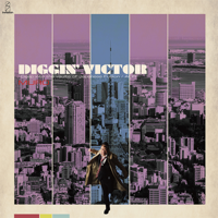 MURO - DIGGIN' VICTOR (The Compilation) Deep Into The Vaults Of Japanese Fusion & AOR selected by MURO artwork