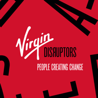 Virgin Disruptors Podcast