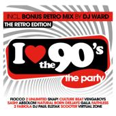I Love the 90's - The Retro Edition