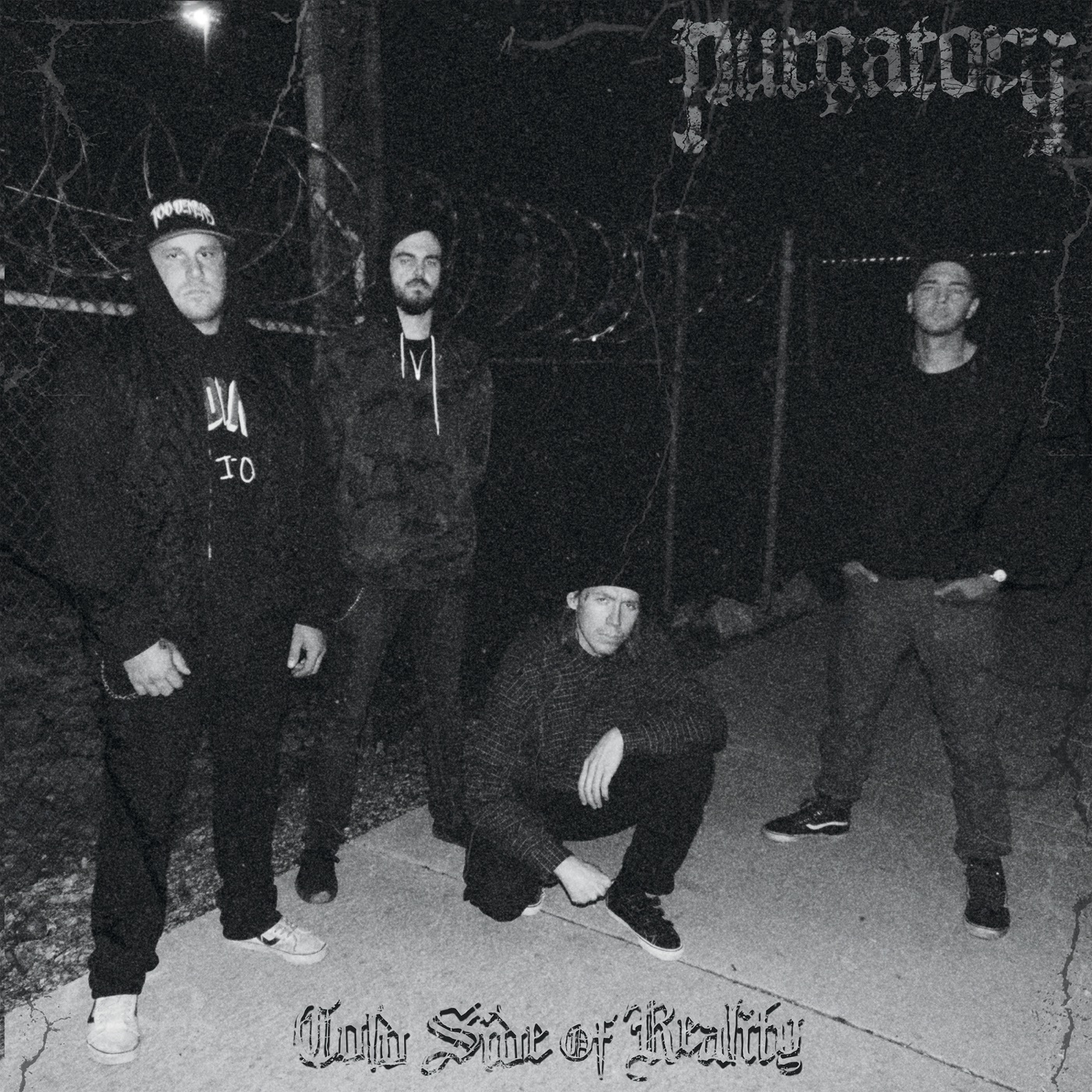 Purgatory - Cold Side of Reality (2018)