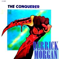 Derrick Morgan - The Conqueror artwork