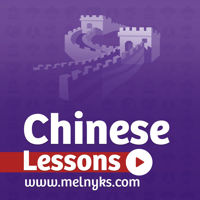 Podcast cover art for Learn Chinese - Easy Situational Mandarin Chinese Audio Lessons
