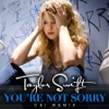 You're Not Sorry (CSI Remix) - Single, Taylor Swift