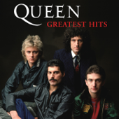 Queen - Greatest Hits  artwork