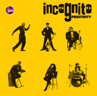 Incognito - Positivity artwork