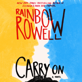 Carry On - Rainbow Rowell MP3 Download