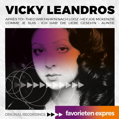 Favorieten Expres - Vicky Leandros
