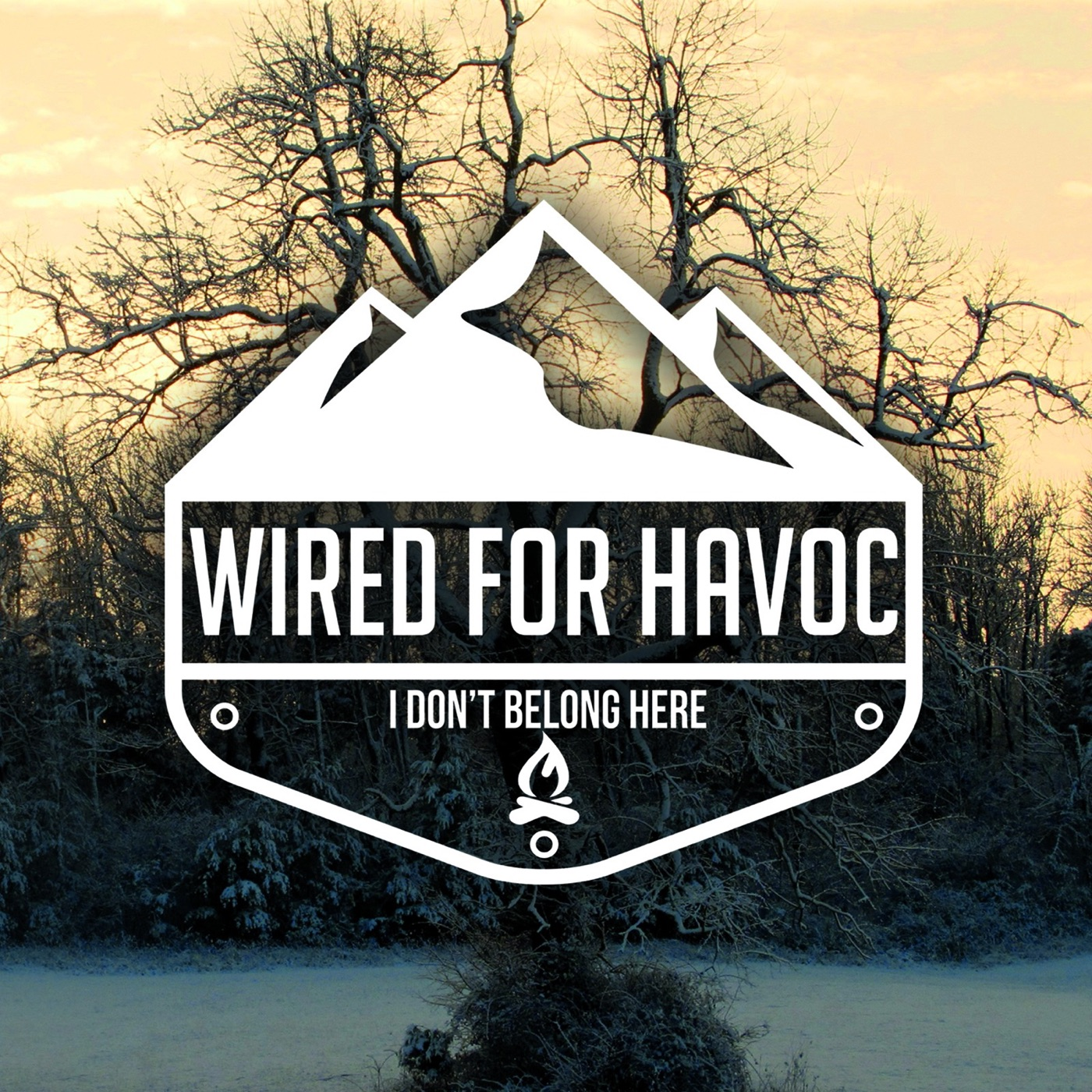 Wired For Havoc - I Don't Belong Here (2018)