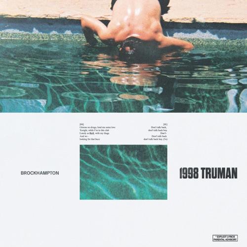 BROCKHAMPTON - 1998 TRUMAN - Single