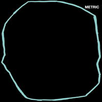 Metric - Art of Doubt artwork