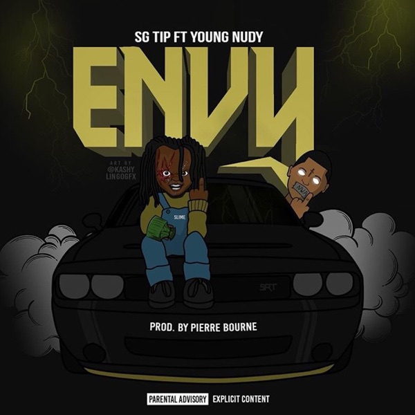 Envy (feat. Young Nudy) - Single