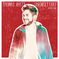 View album Thomas Rhett - Unforgettable (Radio Mix) - Single