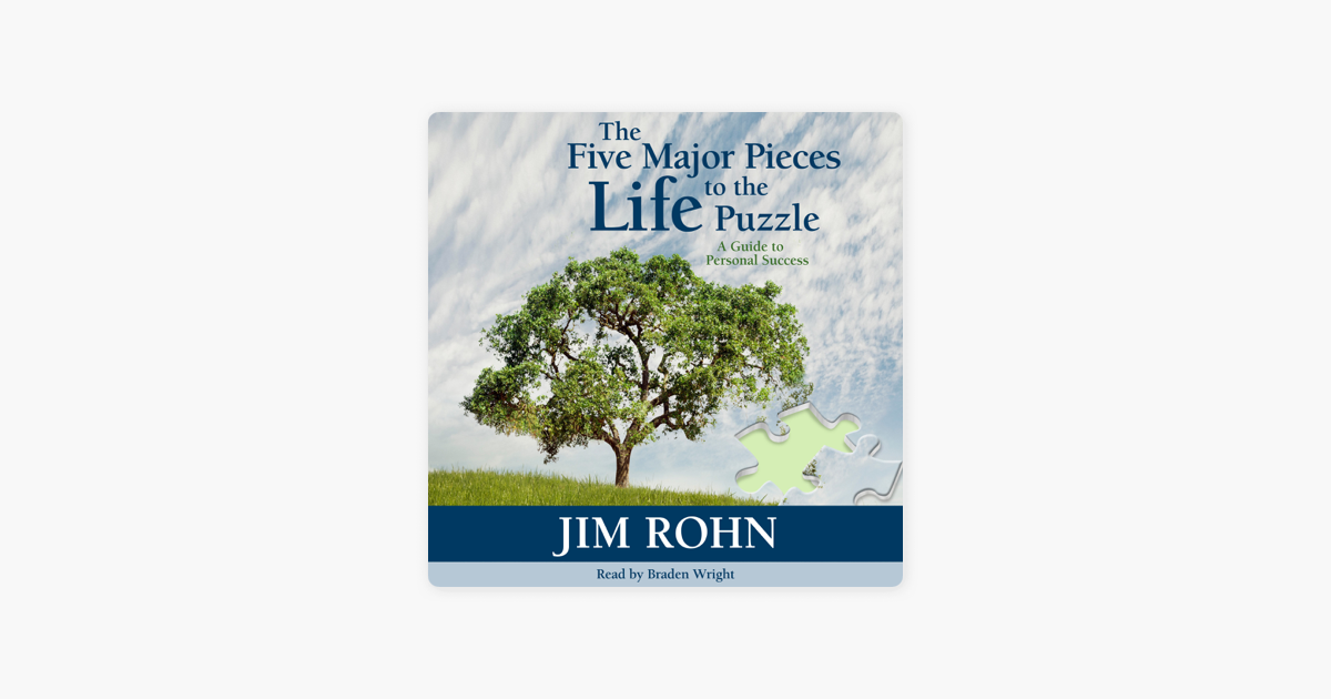 The Five Major Pieces To The Life Puzzle Unabridged On Apple Books
