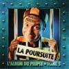 François Pérusse - L'Album du peuple - Tome 5 - La poursuite artwork
