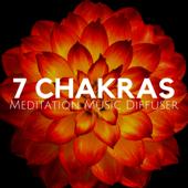 7 Chakras Meditation Music Diffuser - Incense Music, Healing Pyramid