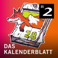 Podcast cover art for Das Kalenderblatt