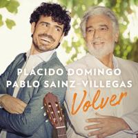 Plácido Domingo & Pablo Sainz Villegas - Volver artwork