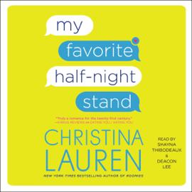 My Favorite Half-Night Stand (Unabridged) audiobook
