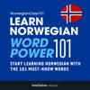 Innovative Language Learning - Learn Norwegian - Word Power 101: Absolute Beginner Norwegian (Unabridged)  artwork