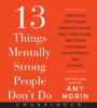Amy Morin - 13 Things Mentally Strong People Don't Do  artwork