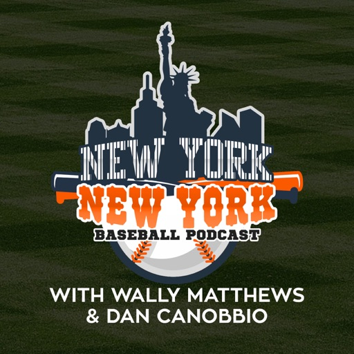 Cover image of The New York New York Baseball Podcast