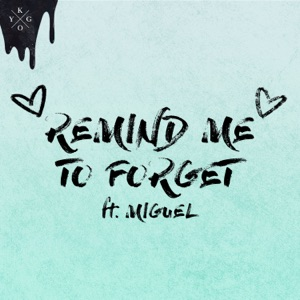 Remind Me to Forget - Single Mp3 Download
